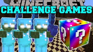 Download Minecraft: BOB ARMY CHALLENGE GAMES - Lucky Block Mod - Modded Mini-Game Video