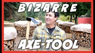 Download Testing The Bizarre Russian AXE TOOL Video