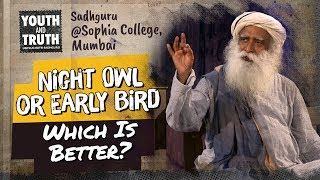 Download Night Owl or Early Bird: Which Is Better? #YouthAndTruth Video