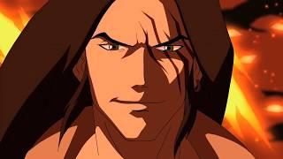 Download Young Justice - Zatana & Artemis vs Harm Video