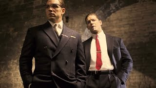 Download 実在した双子のギャングを、トム・ハーディが一人二役で熱演!映画『レジェンド 狂気の美学』予告編 Video