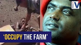 Download Occupy the farm and picket over coffin case, says EFF's Gardee Video
