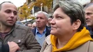 """Download """"Ik largohu që këtu""""/ Rama përzë qytetaren nga takimi: Nuk lejoj sharje dhe provokime Video"""