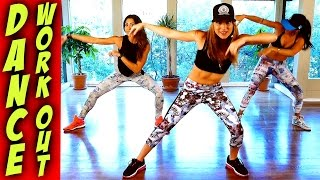 Download Fat Burning Dance Workout | Beginners Cardio for Weight Loss, Hip Hop Fun at Home Exercise Routine Video