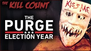 Download The Purge: Election Year (2016) KILL COUNT Video