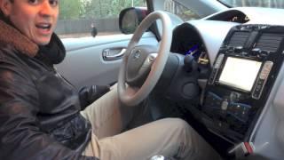 Download Nissan Leaf - Prueba cuentavueltas Video