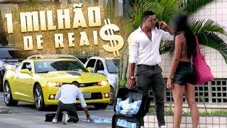 Download R$ 1.000.000,00 CAINDO EM PÚBLICO Video