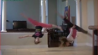 Download Aerial Tutorial - How to do an Aerial - Cartwheel to Aerials Video