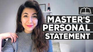 Download How to write a Personal Statement for Master's (Postgraduate) | King's College London | Atousa Video