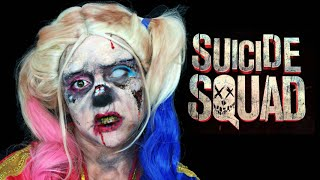 Download ZOMBIE HARLEY QUINN SUICIDE SQUAD MAKEUP TUTORIAL! Video