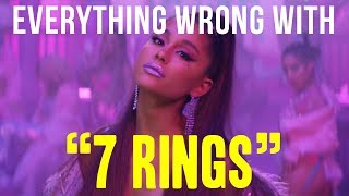 Download Everything Wrong With Ariana Grande - ″7 Rings″ Video