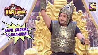 Download Kapil Sharma As Baahubali - The Kapil Sharma Show Video
