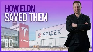 Download How Elon Saved SpaceX & Tesla ... At The Same Time Video