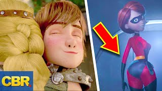 Download 10 Things Only Adults Notice In Animated Movies Video