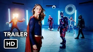 Download Superhero Fight Club 2.0 Trailer - Arrow, The Flash, Supergirl, DC's Legends of Tomorrow (HD) Video