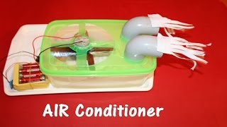 Download How to make air conditioner at home - Easy Video