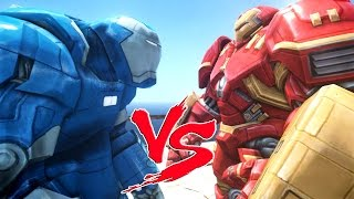 Download HULKBUSTER VS IRON MAN (Mark XXXVIII Igor) Video