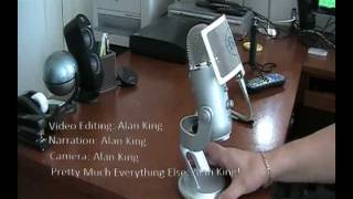 Download The Blue Yeti Pop Filter Assembly Guide Video