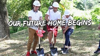 Download Building of Our Future Dream Home Begins | Vlog #318 Video