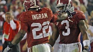 Download Mark Ingram and Trent Richardson Tough Yards Video