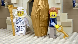 Download Lego Museum - The Mummy Video