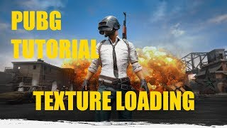 Download PUBG tutorial | Fix Texture Loading Bug Video