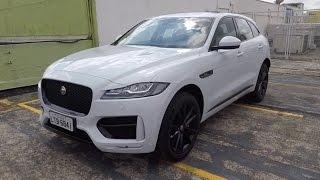 Download Jaguar F-Pace R-Sport em Detalhes - Falando de Carro Video