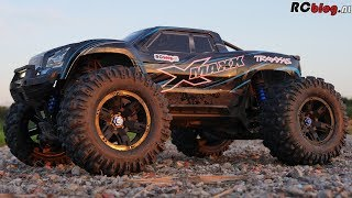 Download Traxxas X-Maxx 8S video review (NL) Video