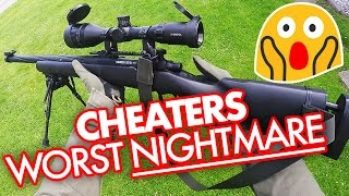 Download AIRSOFT CHEATERS HATE this GUN Video