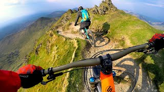 Download What are we getting into? | Mountain Biking Snowdon Video