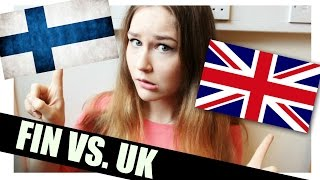 Download Differences: Finland & UK | KatChats Video
