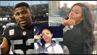 Download Khalil Mack LEAVES Angela Simmons To Get W/ Ex GF Video