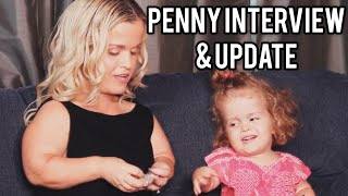 Download Penny Interview Update Vlog - Mini Mama Moscato - Pop Its Video