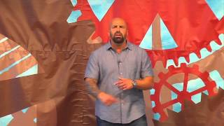 Download Why I chose to go to prison | Christian Conte | TEDxPittsburghStatePrison Video