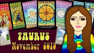 Download Tarot psychic reading TAURUS NOVEMBER 2019 Full Moon Magic! Tarot psychic reading Video