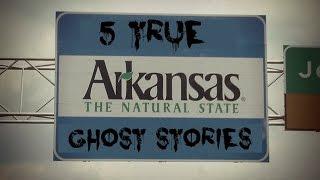 Download 5 TRUE Arkansas Ghost Stories Video