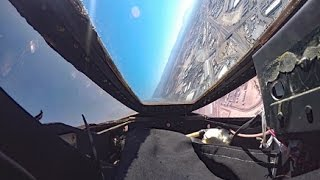 Download F-4 Phantom Final Air Show Flight at Nellis - 12 Nov 2016 Video