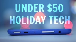 Download Best Holiday Tech Under $50! [Gift Guide] Video
