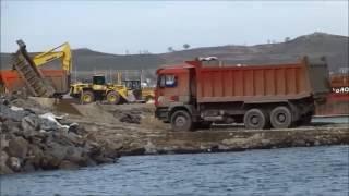 Download Строительство крымского моста (февраль, 2016). Video