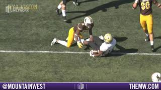 Download CONDENSED GAME: Wofford Terriers vs Wyoming Cowboys Video