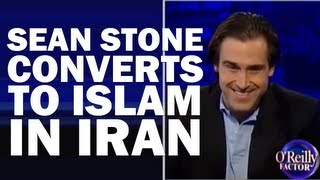 Download Sean Stone converts to Islam in Iran...AMAZING Video