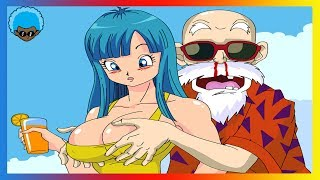 Download Why Master Roshi CAN'T HOLD IT In The Tournament Of Power! Video