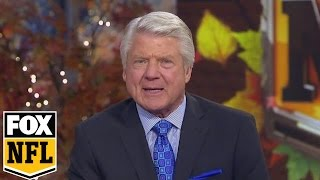 Download Jimmy Johnson reacts to Dallas Cowboys Week 12 Thanksgiving win over Washington | FOX NFL SUNDAY Video