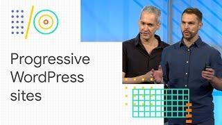 Download Make your WordPress site progressive (Google I/O '18) Video