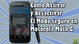 Download Como activar y desactivar el Modo seguro en android Video