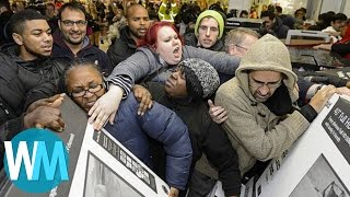 Download Top 10 Most Insane Black Friday Catastrophes Video