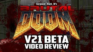 Download Mod Corner - Brutal Doom v21 Public Beta Video