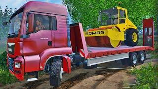 Download Veículos de Obras - Farming Simulator 15 Video