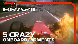 Download 5 Crazy Onboards | Brazilian Grand Prix Video