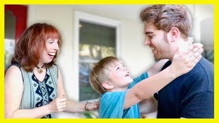 Download PRANKING MY MOM WITH A FAKE SON *Emotional* Video